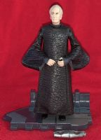 Star Wars Revenge of the Sith: Chancellor Palpatine - Complete Loose Action Figure